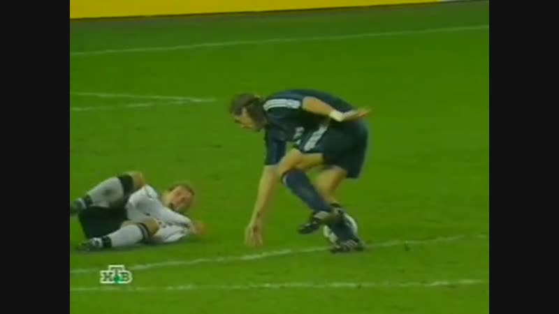 152 CL-2005/2006 Rosenborg BK - Real Madrid 0:2 (01.11.2005) HL