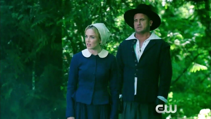DC's Legends of Tomorrow 4x02 Promo Witch Hunt Season 4 Episode 2