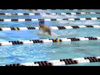 Caeleb Dressel 100 breaststroke 50.03 NCAA American record