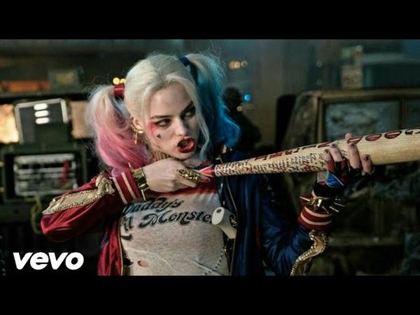Harley Quinn The Joker Heathens