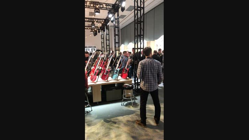 Закрытая продажа Gibson Custom Shop