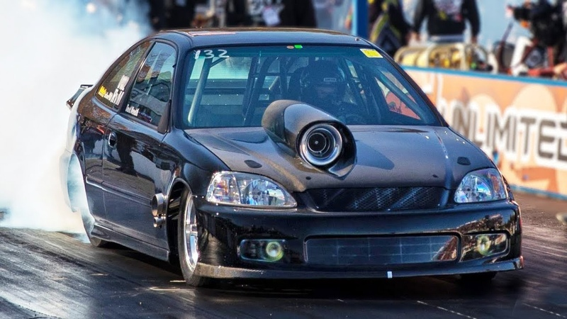 The World's FASTEST Import and Domestic Cars Race HERE!