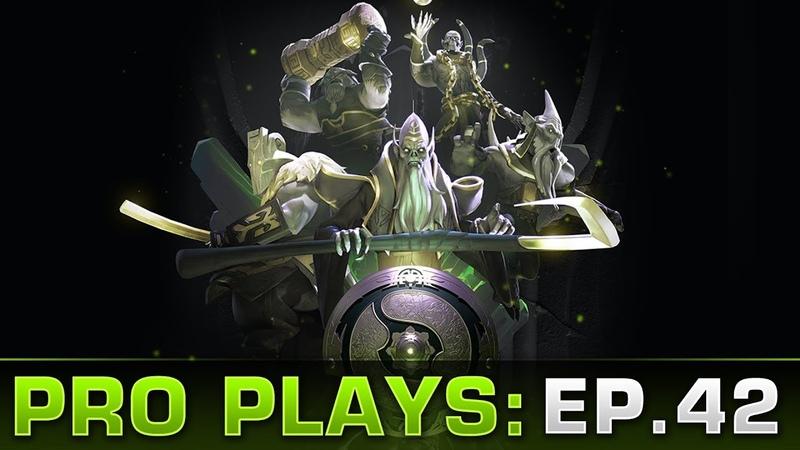 Dota 2 Top 5 Pro Plays Weekly - Ep. 42