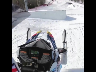 Red Bull Sledhammers - Levi Lavallee POV