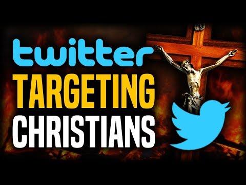 Twitter Targeting White Christians for Censorship | True News