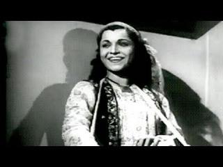 Tumhare Hogaye - Shamshad Begum, Sunehre Din Song