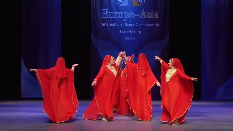XVI чемпионат Европа-Азия Группа Тамаин (Екатеринбург)