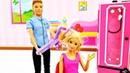 Episodi completi. Barbie va al lavoro. Giochi per bambini