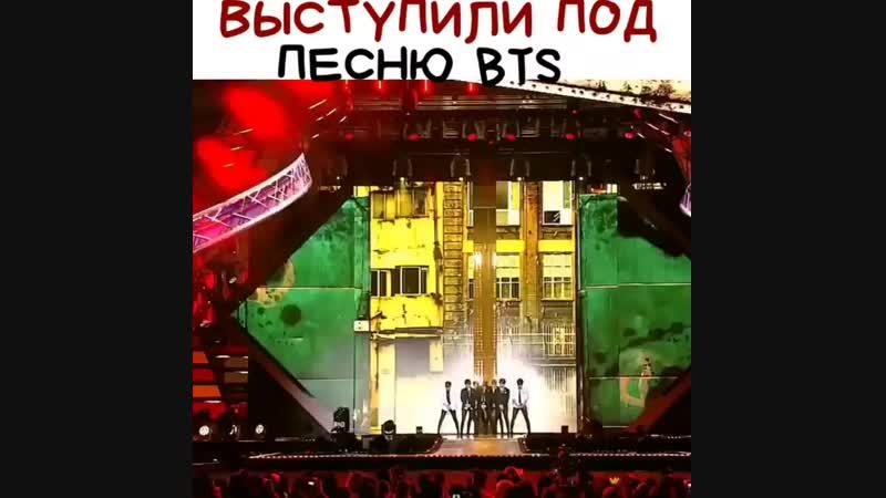 The boyz - boy in luv (BTS)❣