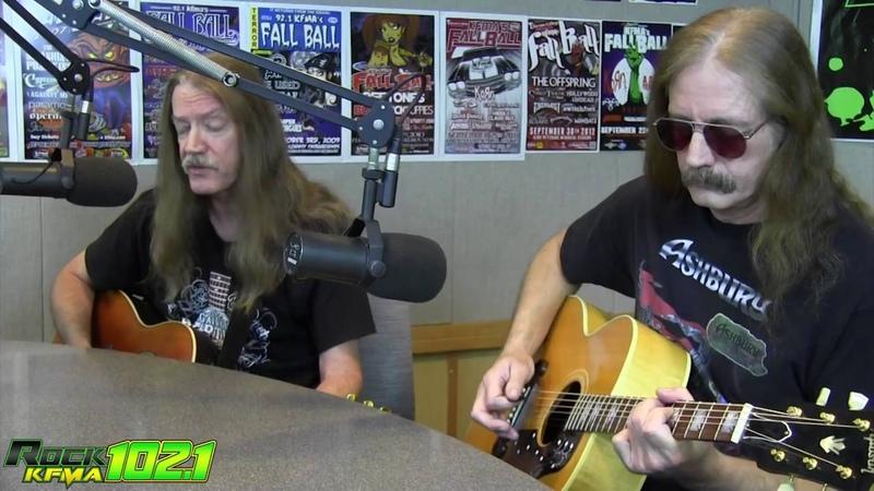 Rock 102.1 KFMA Tucson and Acoustic: Ashbury - Mad Man