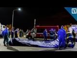 Катамаран и баржа столкнулись на Волге. 8 человек погибли