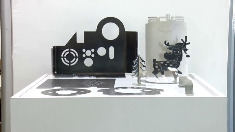 ADIRA оборудование для лазерной резки гильотинные ножницы и листогибочные пресса
