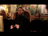 Хор братии Валаамского монастыря - На Иорданстей реце