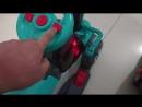 Детский электрический экскаватор игрушечной автомобильной езды может ездить на большой музыкальный мальчишник-матрос-инженер-гус