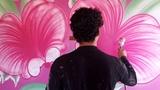 فيديو جديد تصوير طبيعى..إتعلم ترسم ورده 3dمع &#1601