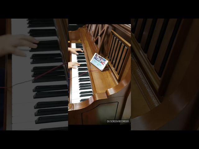 MIC DROP - only PIANO COVER - BTS(방탄소년단) by army