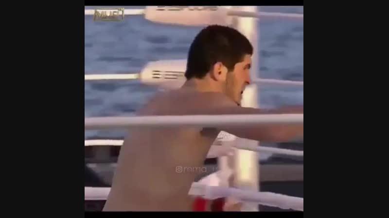 Ислам Махачев 😍