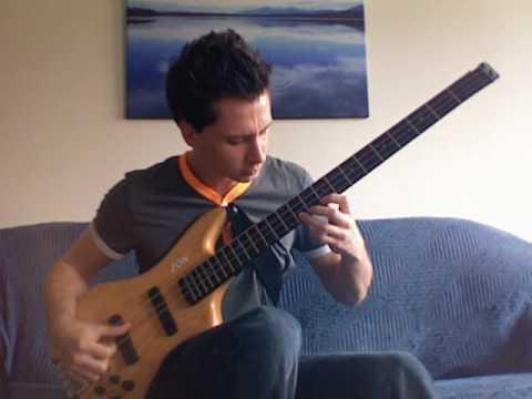 Zander Zon - Solo Bass - 'Tribal Chant'