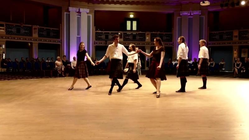 The Glasgow Highlanders - Aberdeen Festival 2017