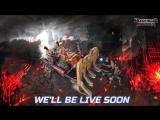 Heavy Metal Machines - Прямой Эфир