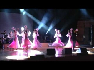 Кабаре-шоу VIVA репетиции в ЦКЗ Казахстан концерт Беркут и Аиша