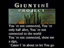Giuntini Project III - Not Connected w lyrics