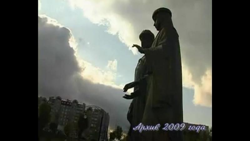 Сегодня в Абакане (ТВ Абакан, май-осень 2009) Новые архитектурные композиции в Преображенском парке