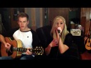 Carly Rae Jepsen - Call Me Maybe. Acoustic cover by Cel and Tim.