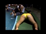 Culona Bailando Dembow en una piscina Big ASs | Brazilian Girls vk.com/braziliangirls