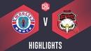Highlights: Yunost Minsk vs. Malmö Redhawks