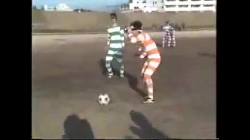 футбол в беноклях