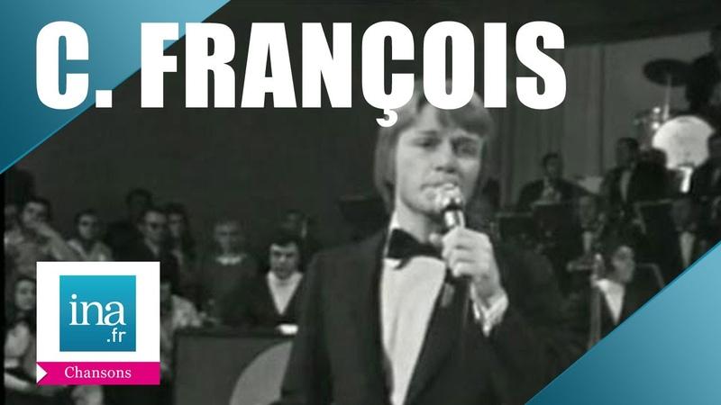 Claude François Avec la tête avec le cœur live officiel Archive INA