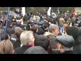 Севастополь. Драка с милицией против Тягнибока
