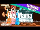 Just Dance Unlimited  Hey Mama - David Guetta Ft. Nicki Minaj, Bebe Rexha &amp Afrojack  Geisha version  Just Dance 2016