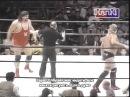 Бой Гари Олбрайт против Марка Сильвера. Бушидо (Gary Albright vs Mark Silver)