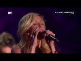 Ellie Goulding and Zedd - The 2014 MTV Movie Awards - DL HD