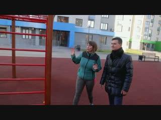 Авотиньш Юлия Викторовна, ЖК Олимпия, Тюмень