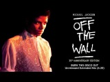 Michael Jackson - Burn This Disco Out (Unreleased Extended Mix) Off The Wall 35th Anniversary