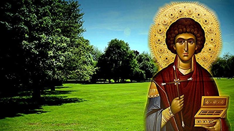 Житие великомученика и целителя Пантелеимона. Молитва Целителю Пантелеймону