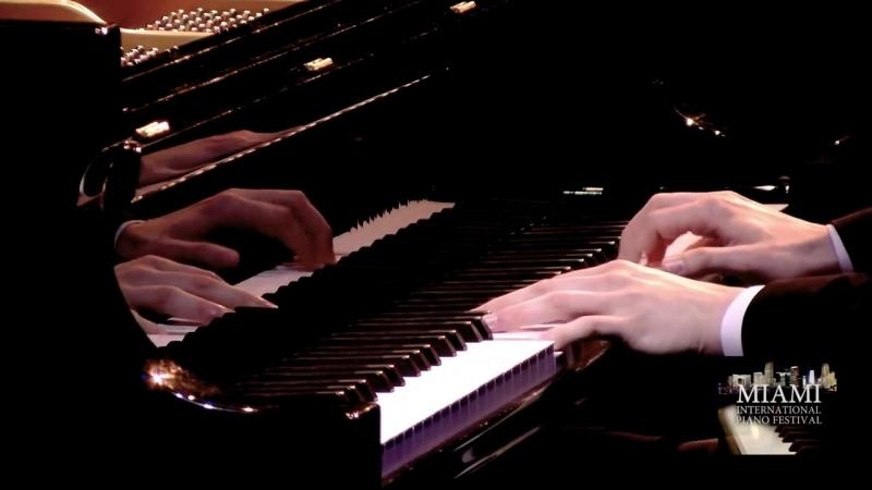 FLORIAN NOACK PLAYS HIS PIANO TRANSCRIPTION OF RIMSKY KORSAKOV SCHEHERAZADE