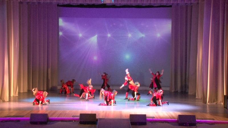 Образцовый коллектив Студия современного эстрадного танца INFINITY fusion Нон стоп