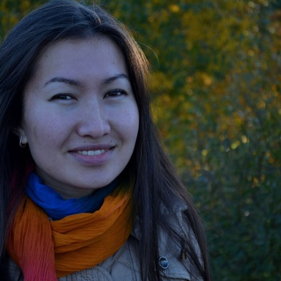 Zhanara Shaimerdenova, 26 мая , Москва, id218824525