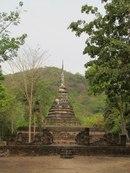 Wat Chedi Ngam, Сукотаи