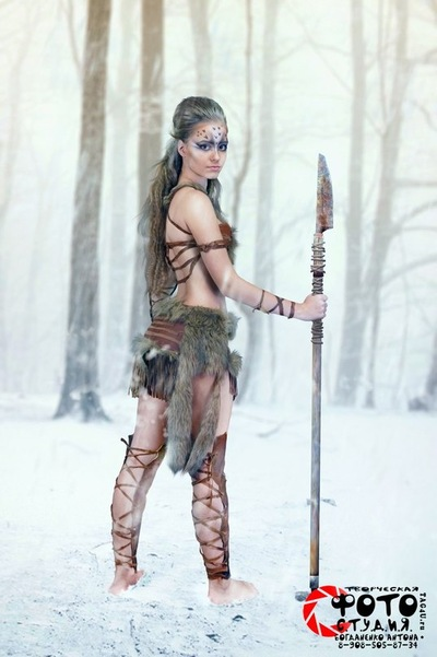 фото девушек амазонок без одежды кто
