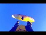 Лучшее в России видео бейс прыжка с парашютом с параплана