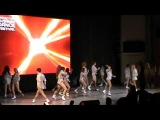 *Project 818* Russian Dance Festival 2013 -- GALE FORCE FT GIRLS COMMUNITY