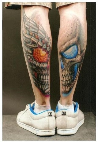 эскизы татуировок близнецы: