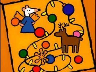 Maisy Mouse_Christmas Tree