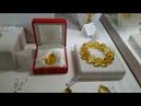 Магазин янтаря в Москве.Цены до 2-9 млн.руб. за бусы.И янтарь на рынке.