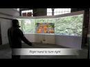 Возмжно ли кинект управление 3D туром